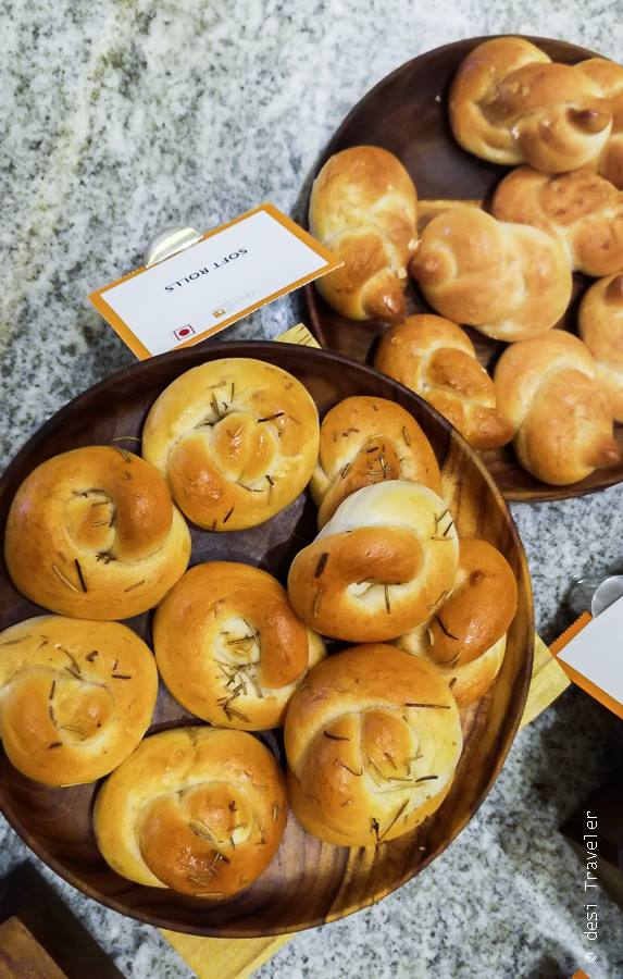 Bread Soft rolls