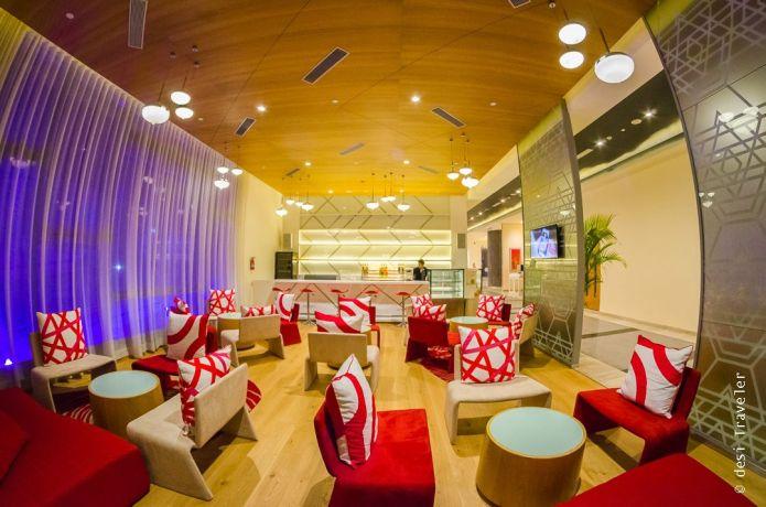 Novotel Chennai OMR review