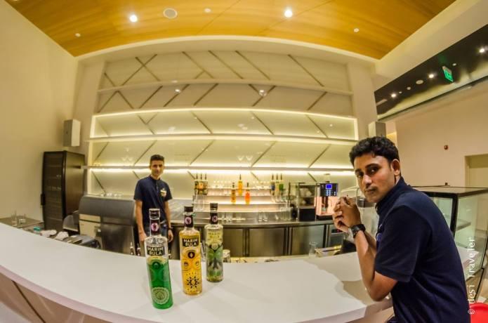 The Bar at Novotel Chennai OMR