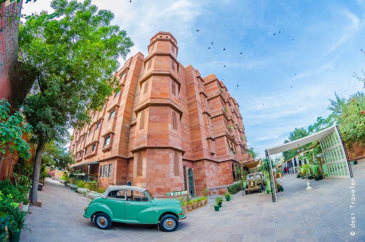 Narendra Bhawan review