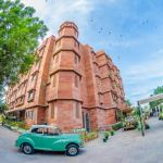 Narendra Bhawan Experience: A Luxury Heritage Hotel in Bikaner Rajasthan