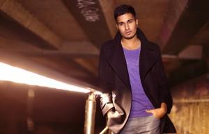 Arjun purple T dec 2013