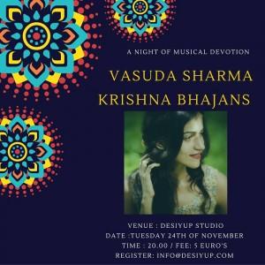 Vasuda Krishna Bhajans