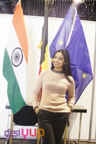 Modi in Brussels 08