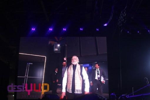 PM Modi – Stronger Together (Brussels)