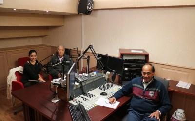 Pandit Hariprasad Chaurasia interviewed by AmorFM
