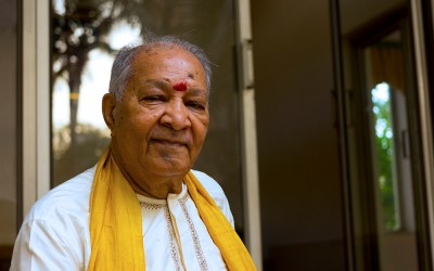 UP, CLOSE AND PERSONAL with PANDIT HARIPRASAD CHAURASIA