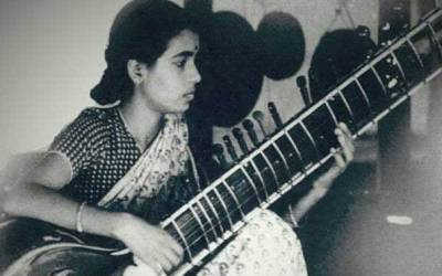The embodiment of Sarasvati and the Mother of the Maihar Gharana Annapurna Devi leaves behind her immense musical legacy