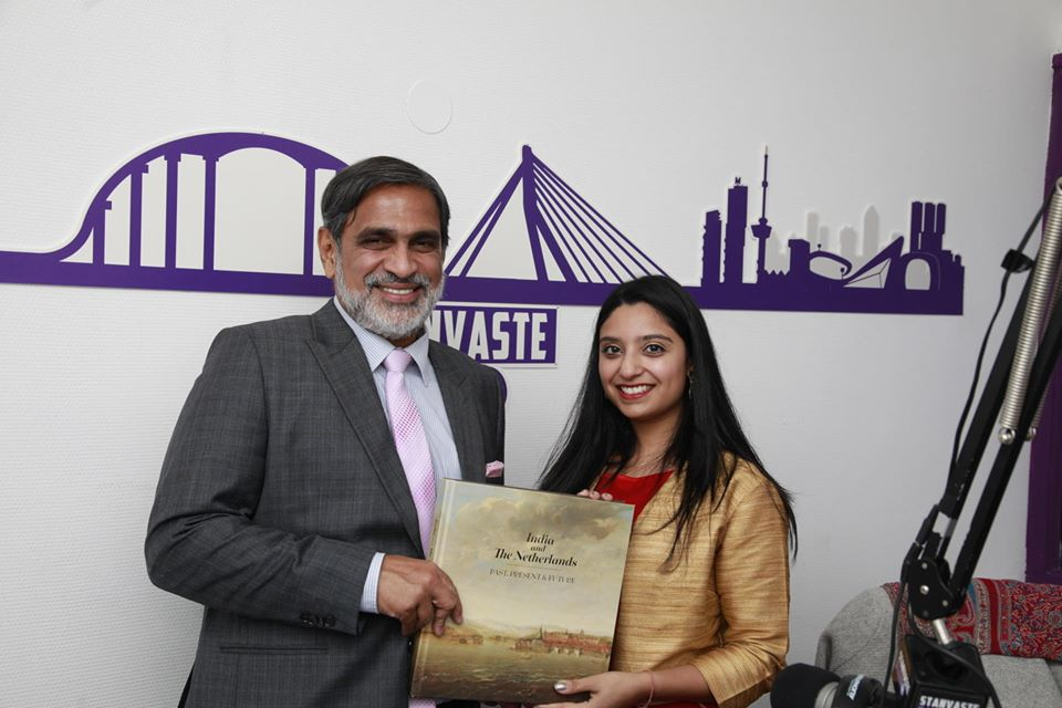 Podcast with Indian Ambassador Venu Rajamony