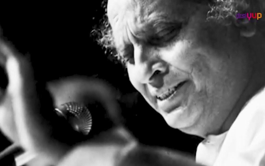 Pandit Hariprasad Chaurasia pays homage to Pandit Jasraj