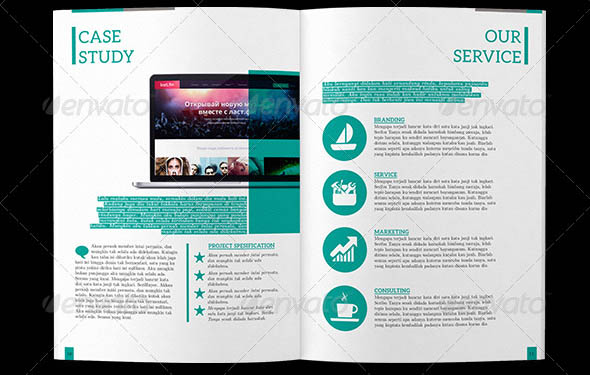 18 Nice Project Proposal InDesign Templates – Desiznworld
