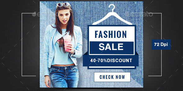 21 Cool Sale Ads Banner PSDs – Desiznworld