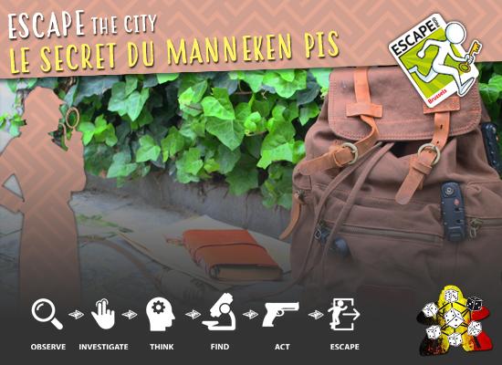 Mystery Bag – Le Secret du Manneken Pis