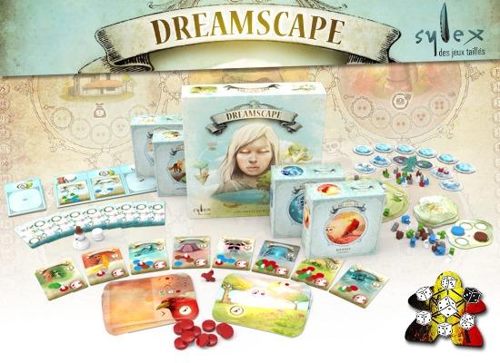 Dreamscape et ses extensions