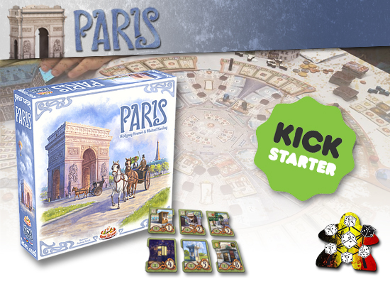 Paris (KS – BE)