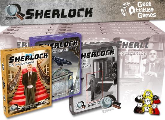 Q System : Sherlock – Troisième trilogie