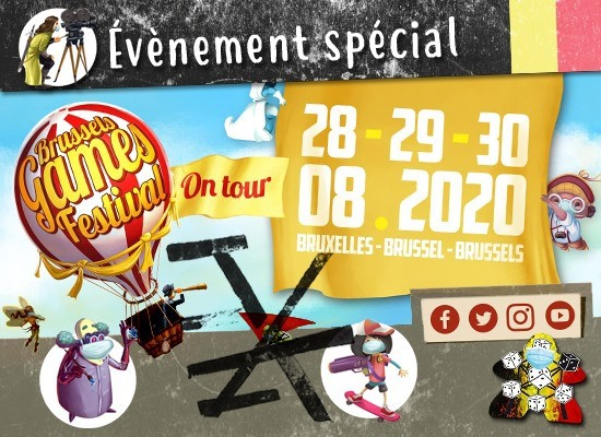 Brussels Games Festival On Tour