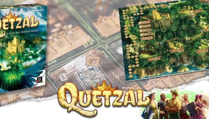 Quetzal, la cité des oiseaux sacrés