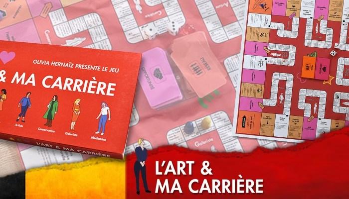 L'Art & Ma Carrière