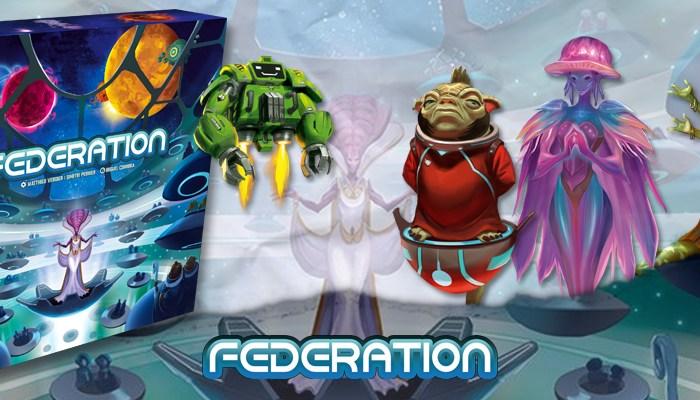 Federation, 5 ans pour devenir l'élu