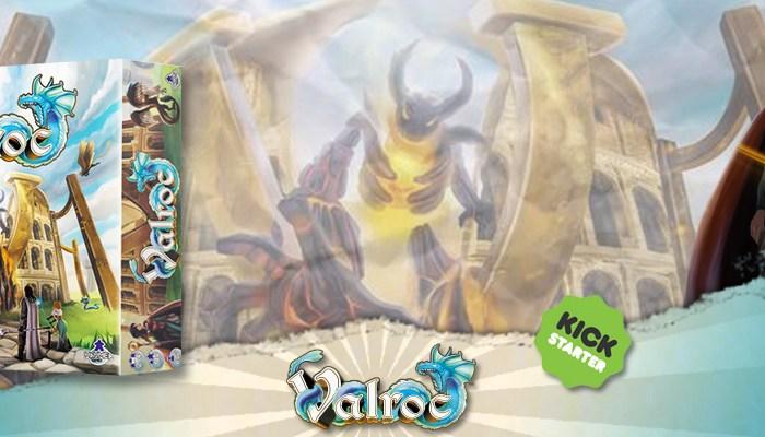 Valroc, une campagne pour élire l'Archimage