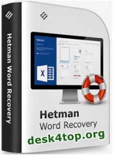 Hetman Word Recovery 3.1 With License Key