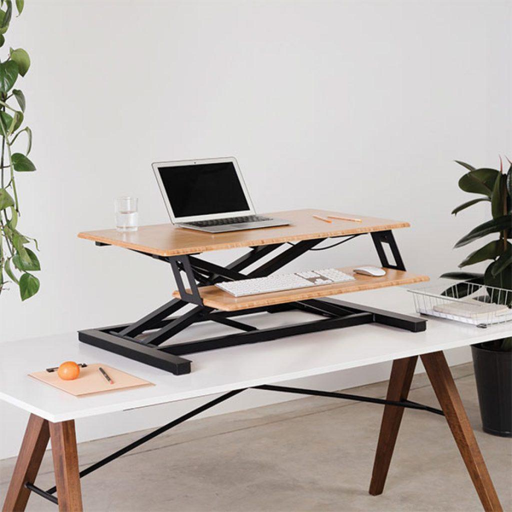 Best Standing Desk Converters Review  Complete Buyer's