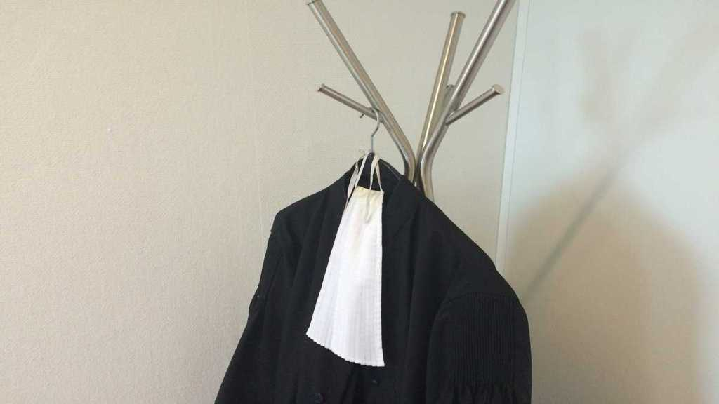 Gown of A Lawyer