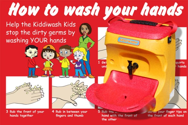 Hand Washing Focus For Coventry School Deskovery
