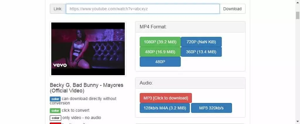download youtube audio m4a online