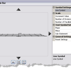 General Aviation Scale Diagram How Do You Stem And Leaf Diagrams Defining The Mercator Bar Settings Help Arcgis For Desktop Dialog Box With Default