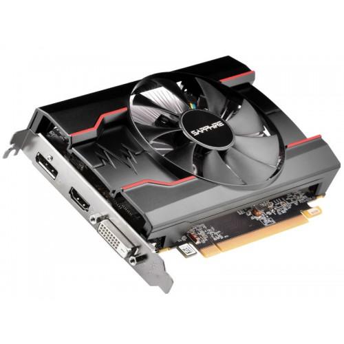 Sapphire AMD PULSE Radeon RX 550 2GB GDDR5 64bit OC DVI/HDMI/DP DX12