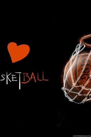 Love And Basketball Wallpaper : basketball, wallpaper, Basketball, Wallpapers, 56125, Desktop, Background