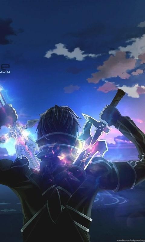 Anime Background Pictures : anime, background, pictures, Wallpaper:, Anime, Background, Phone