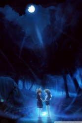 Night Anime HD Desktop Wallpapers : High Definition : Fullscreen Desktop Background