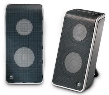 Logitech V20 speakers