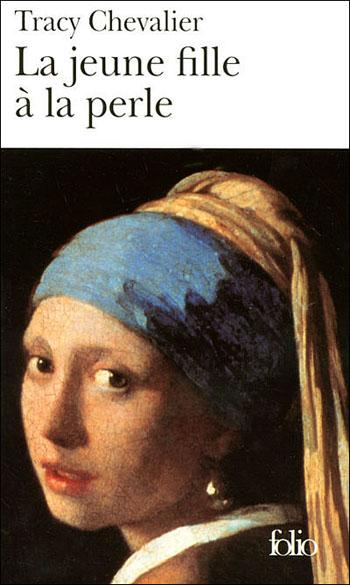 La Jeune Fille à La Perle Tableau : jeune, fille, perle, tableau, Jeune, Fille, Perle, Tracy, Chevalier, Livres,, Livres