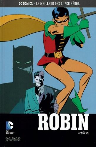 Robin Année un Eaglemoss