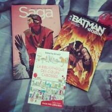 Comics Bookhaul