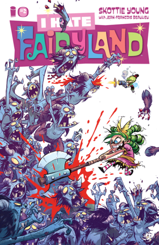 i hate fairyland issue 2