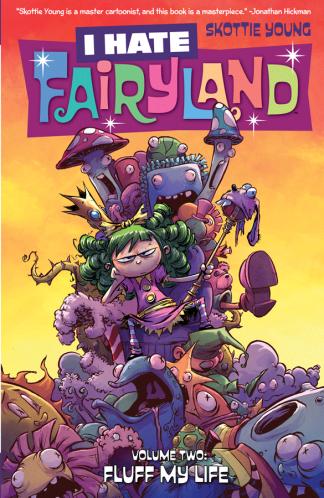 i hate fairyland vol 2