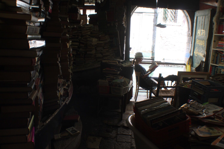 Venecia librería