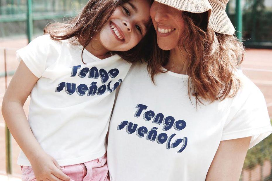 moda a juego madres e hijos