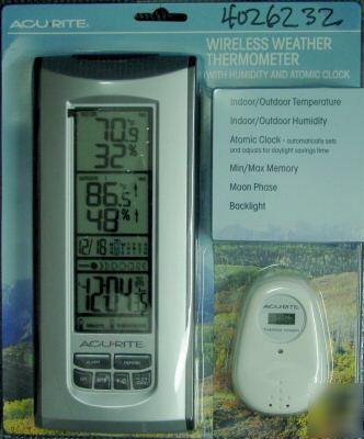 Acurite wireless weather thermometer by chaney