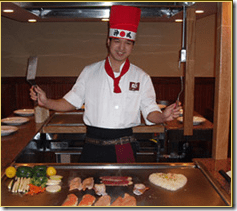 Appare Japanese Steak House, Urbandale, IA