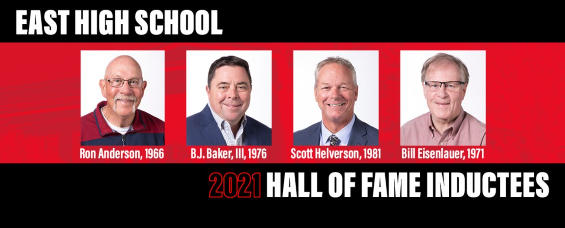 Meet our 2021 EHS Hall of Fame Inductees