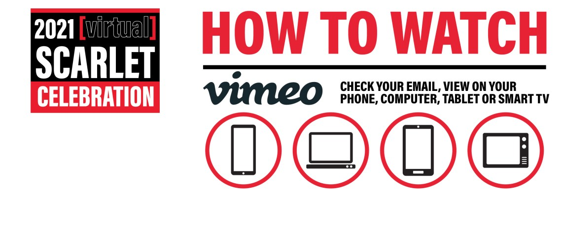 How To Watch The Virtual Event