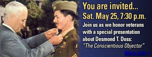 Memorial Day Weekend EventClick for more info  Desmond