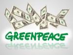 Greenpeace NO denuncia los Chemtrails y la Geoingeniería