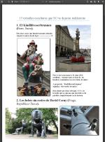 pagina 1 de 15 extrañas estatuas